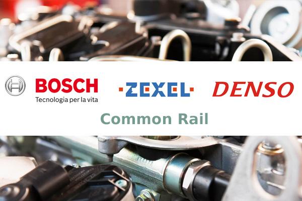Ремонт топливных систем Bosch, Zexel, Denso, Common Rail легковых, микроавтобусов, джипов, грузовых автомобилей