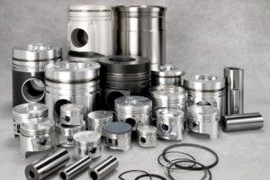 Продажа запасных частей для текущего и капитального ремонта двигателя, а также расходные материалы для технического обслуживания