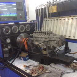 Компьютерная диагностика дизельных двигателей и ТНВД